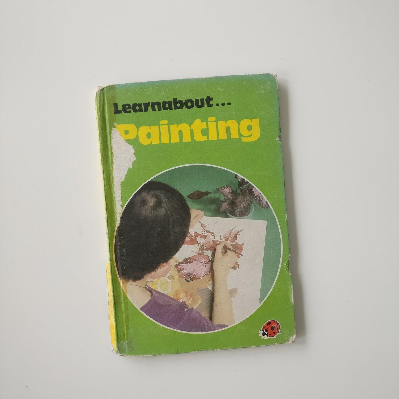 Painting Notebook -  school / teacher