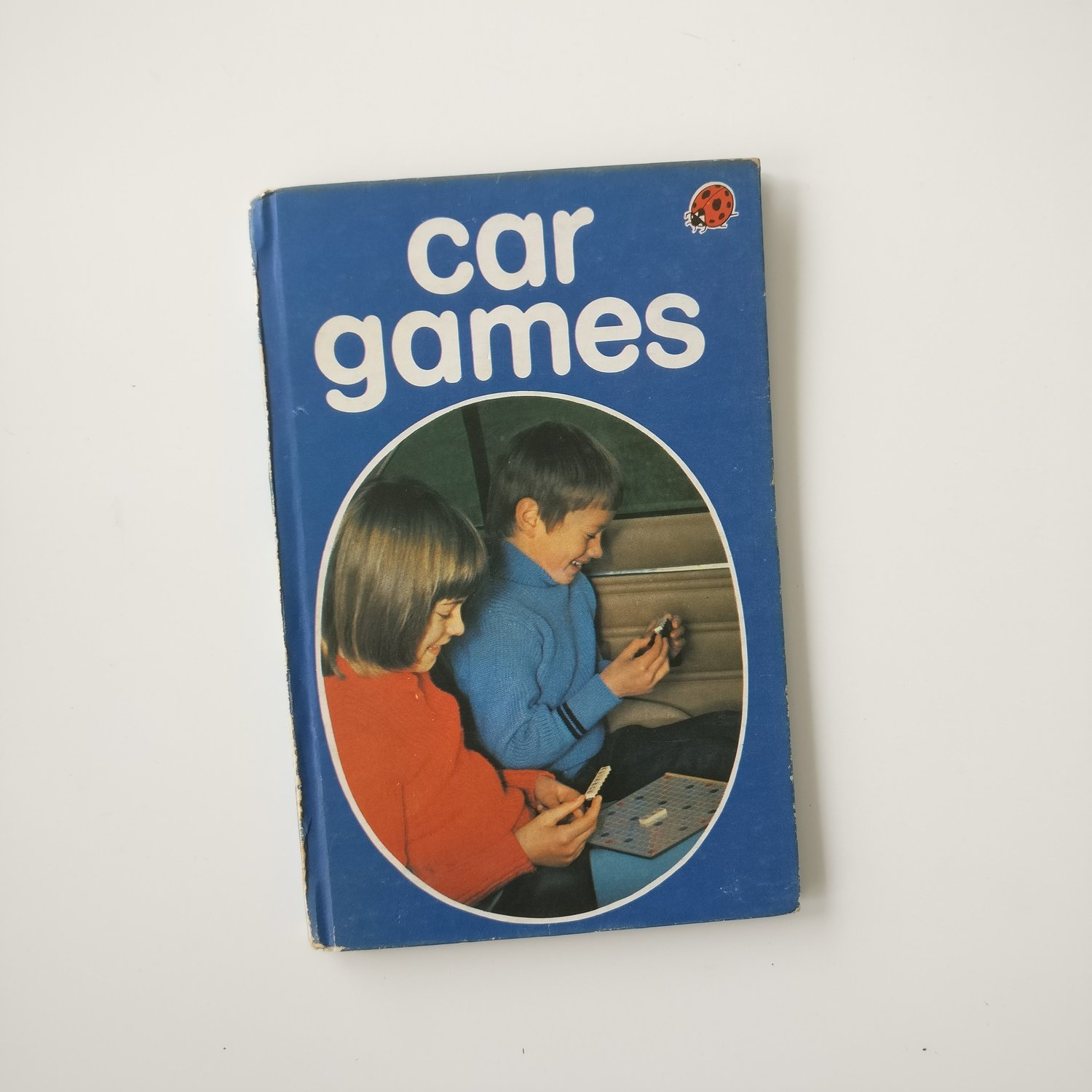 Car Games Notebook - holidays