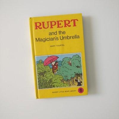 Rupert the Bear Notebook - and the Magician's Umbrella