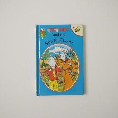 Rupert the Bear Notebook - and the silent flute