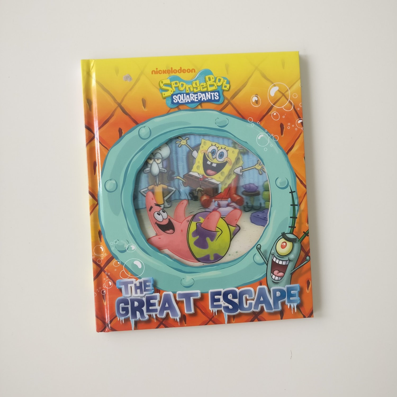 SpongeBob SquarePants Notebook - Lenticular Print