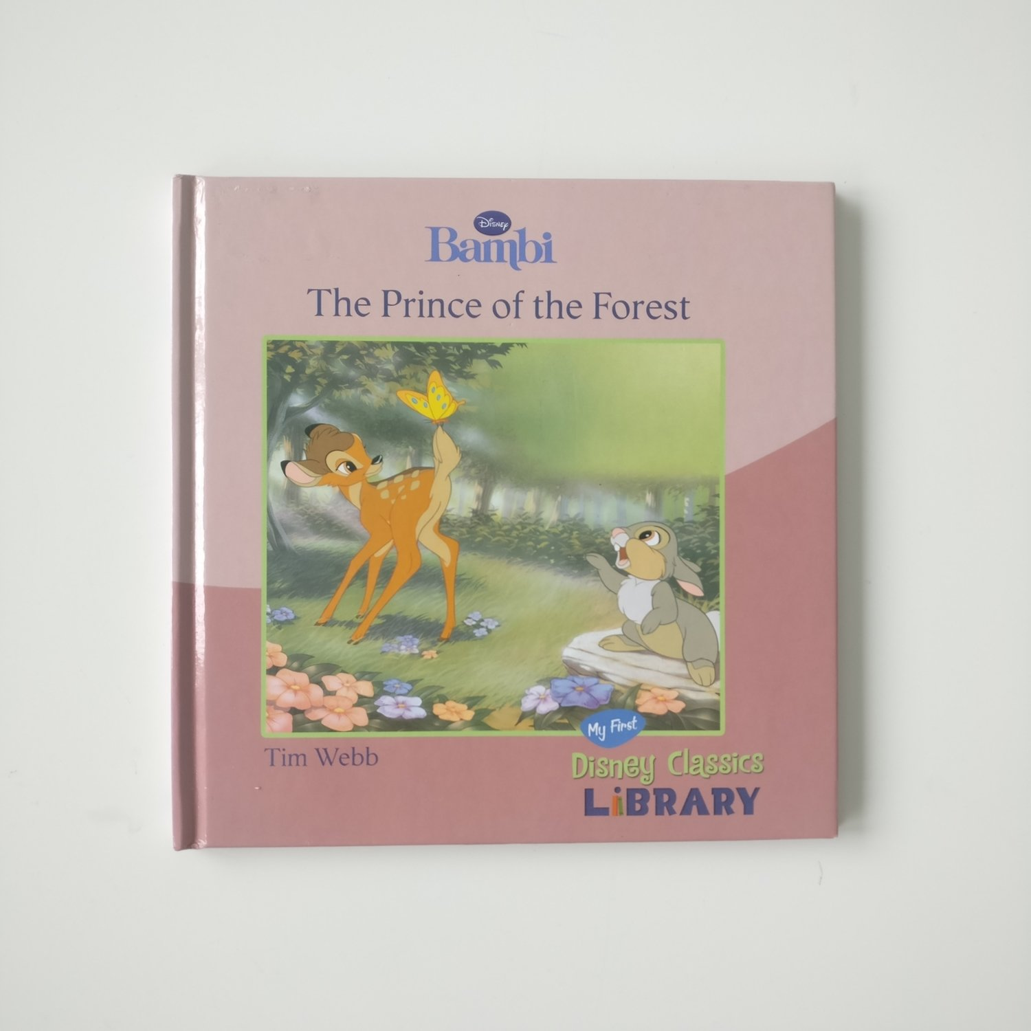 Bambi Notebook - Prince of the Forest