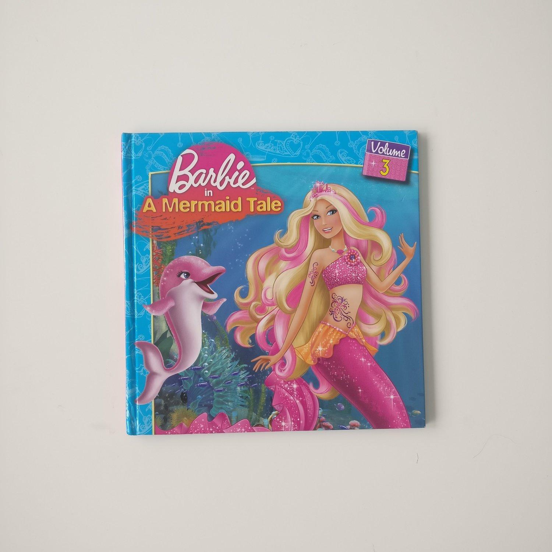 Barbie Mermaid Notebook - Dolphin