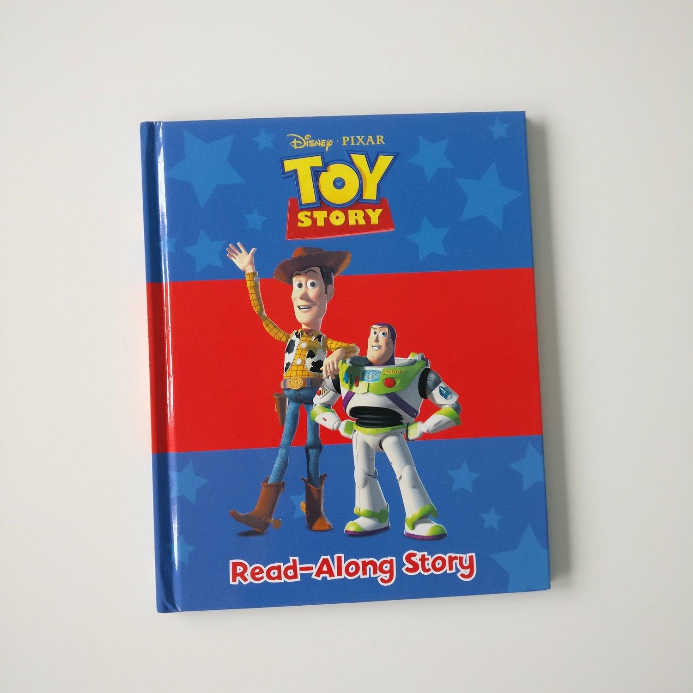 Toy Story Notebook - Woody & Buzz Lightyear