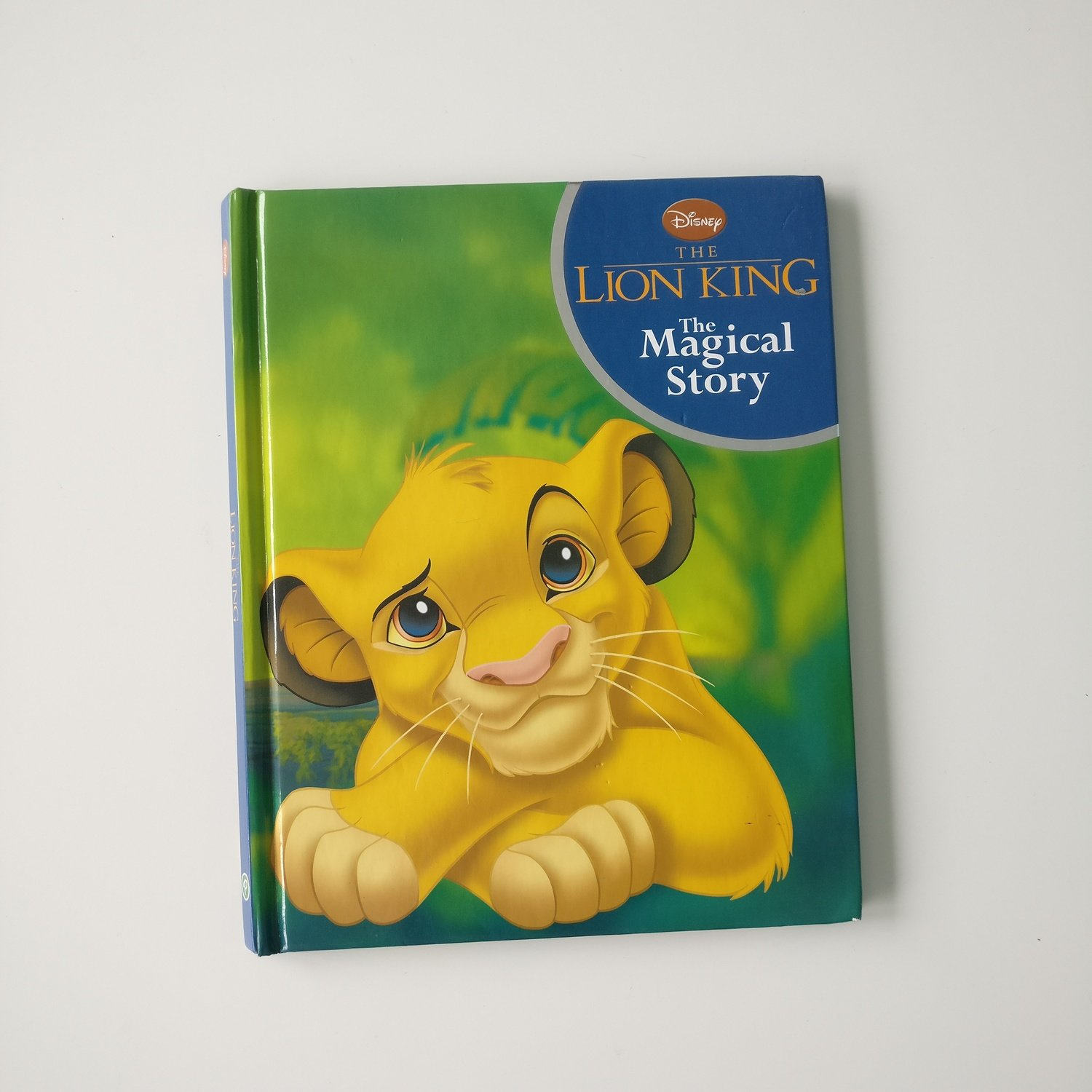 The Lion King Notebook - Simba