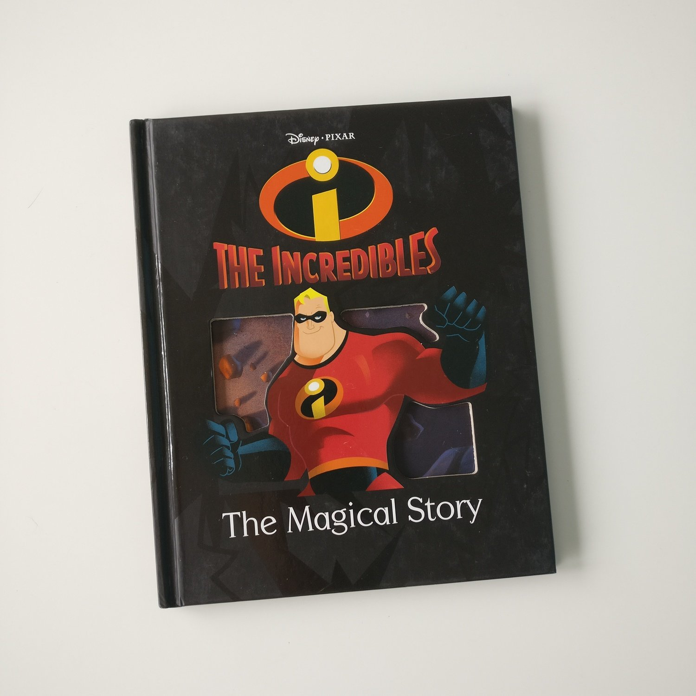 Incredibles Notebook