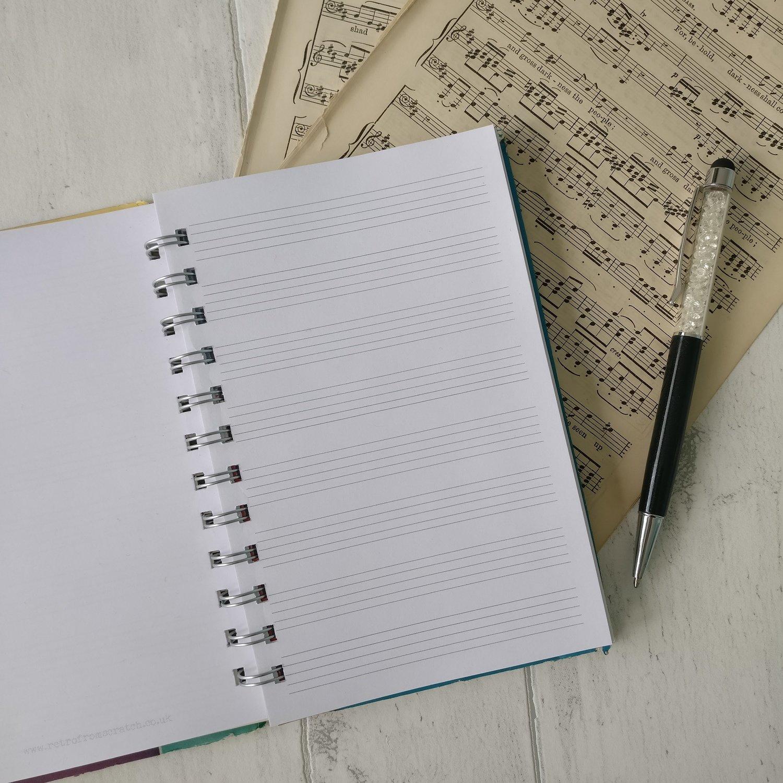 Music paper / staves / musician / singer / songwriter