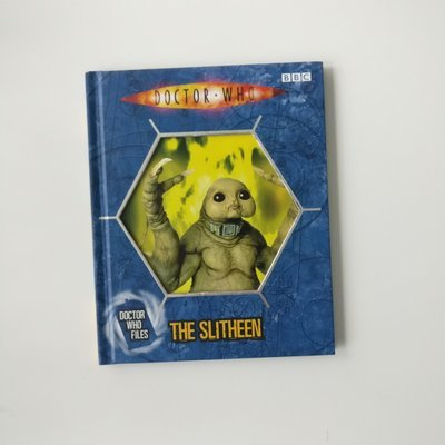 Doctor Who / Dr Who Notebook - The Slitheen