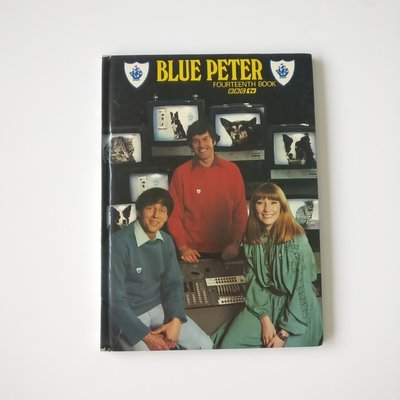 Blue Peter Notebook  - Peter, Lesley and John 1972 - 1978