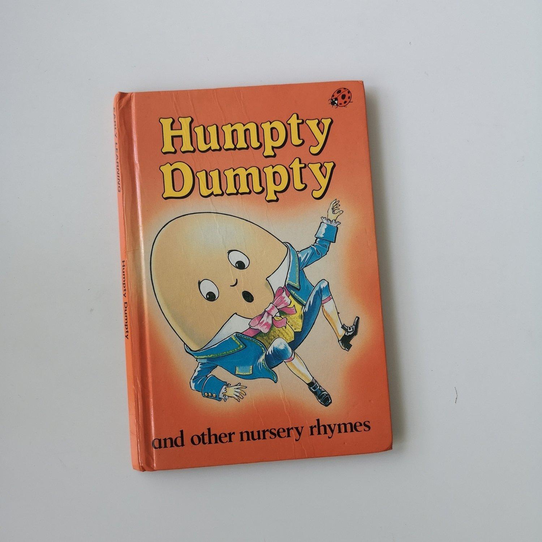 Humpty Dumpty Notebook