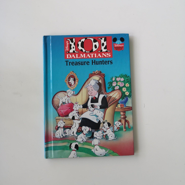 101 Dalmatians Treasure Hunters Notebook - antiques