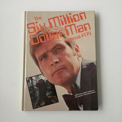 The Six Million Dollar Man Notebook