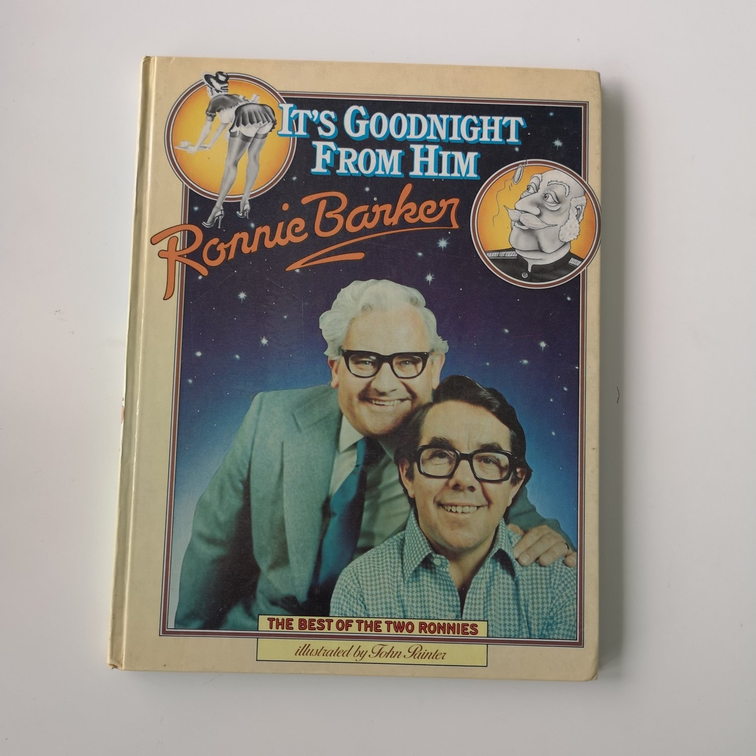 The Two Ronnies Notebook