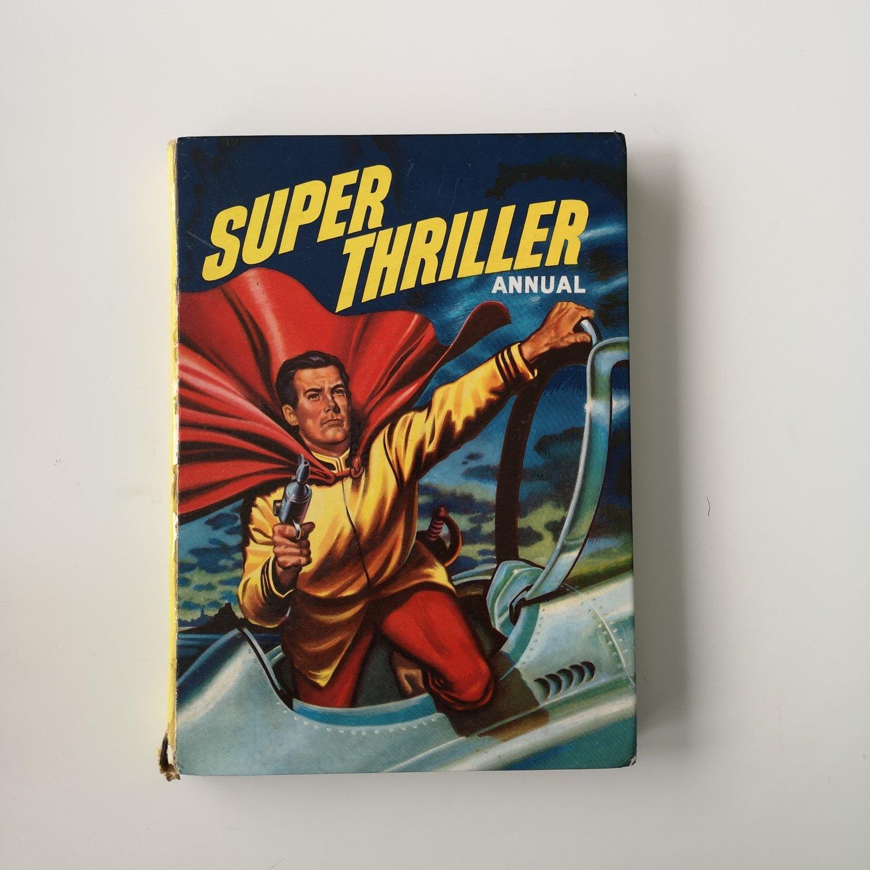 Super Thriller Notebook c. 1950s