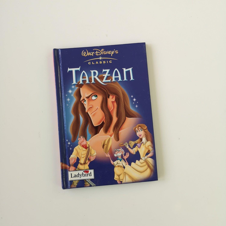 Tarzan Notebook