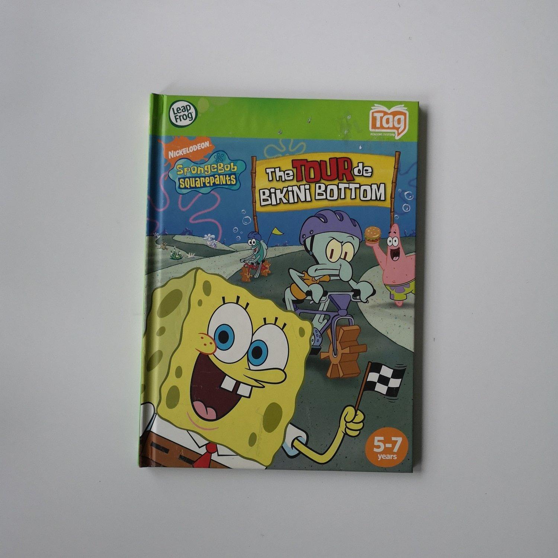 SpongeBob Squarepants Notebook - The Tour of Bikini Bottom