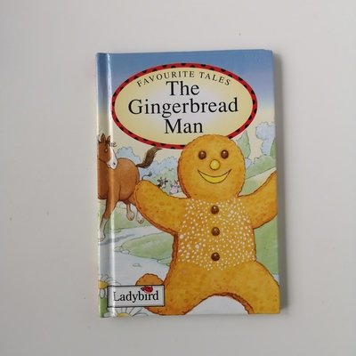 Gingerbread Man Notebook
