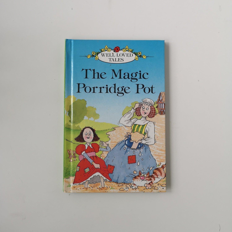 The Magic Porridge Pot Notebook - Ladybird Book