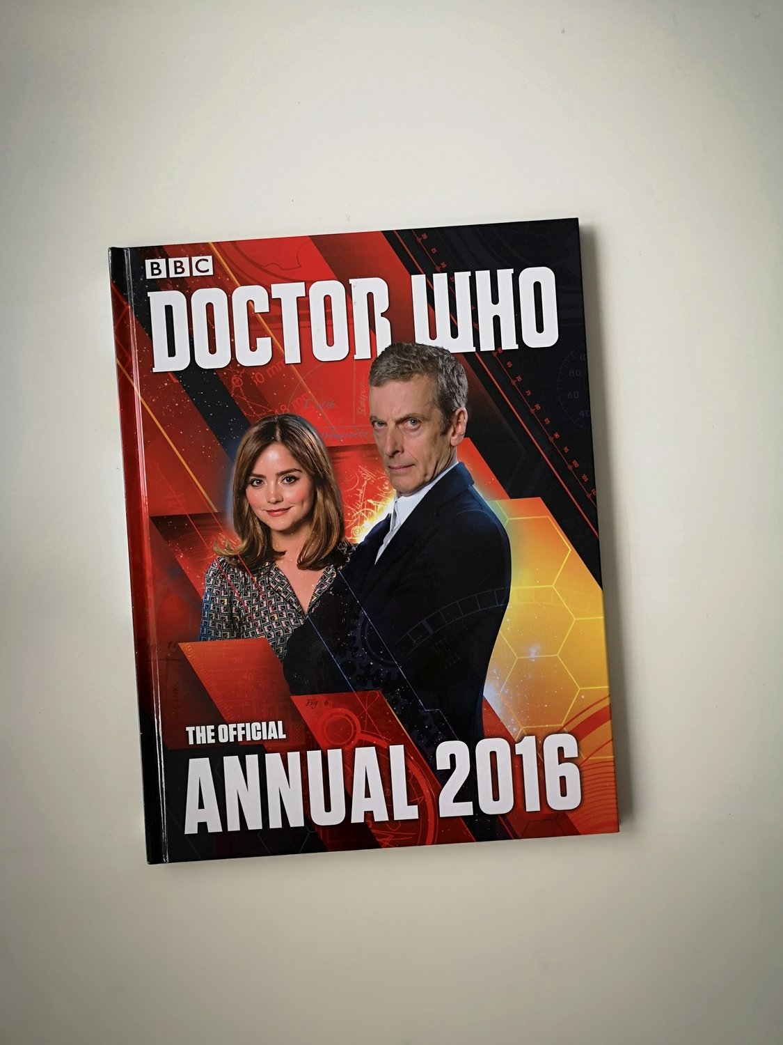 Doctor Who / Dr Who 2018 Notebook - Peter Capaldi