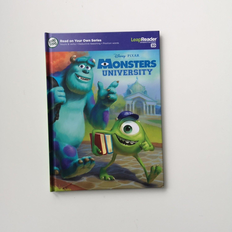 Monsters University Notebook