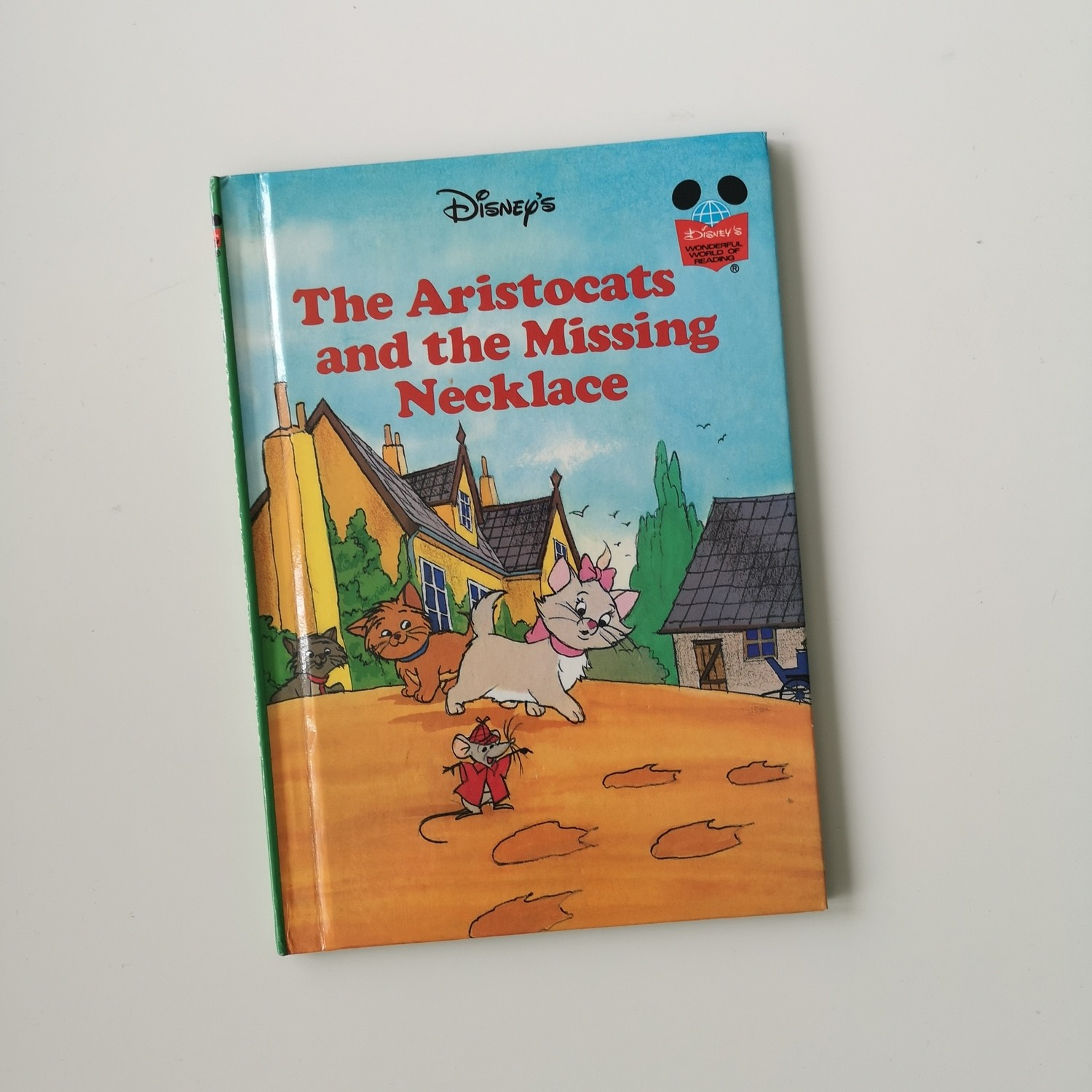 Aristocats and the Missing Necklace Notebook