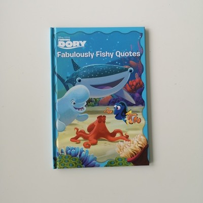 Find Dory Notebook