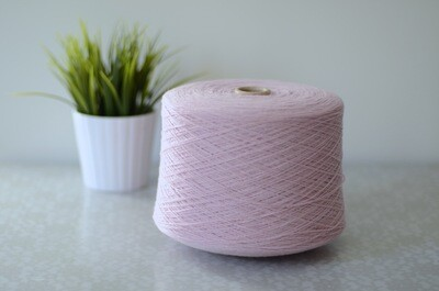 WarmWoolGallery Lambswool - BLUSH
