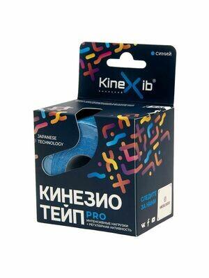К-тейп Kinexib Pro, 5см×5м, синий