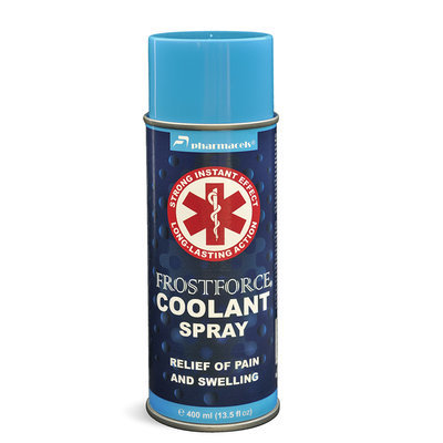 Pharmacels Заморозка Frostforce Coolant Spray