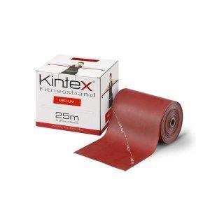 Kintex. Резиновый жгут Fitnessband, рулон 25м