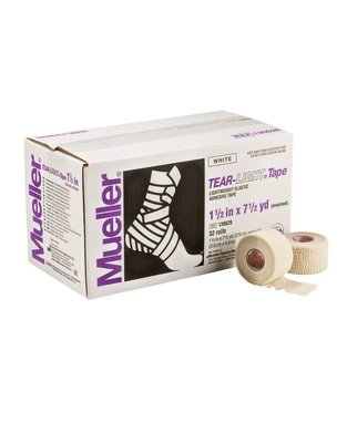 Mueller Tear-Light Tape, 3.8см×6.8м
