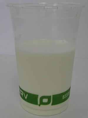 7oz Bioserv Green Label PLA Gelato Cup - 1,000/case