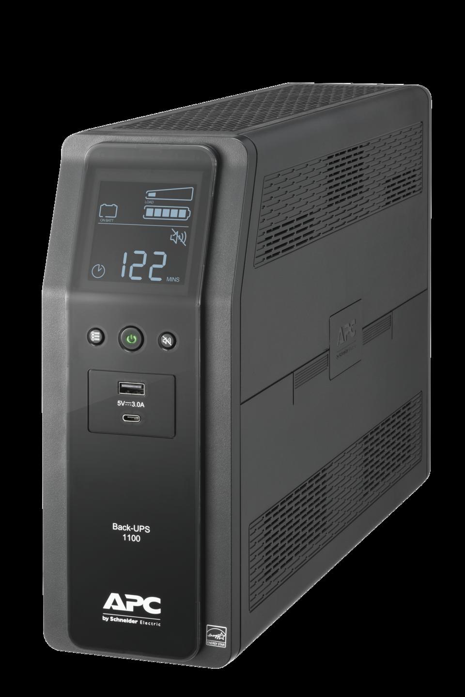 APC Back-UPS Pro 1100VA Tower 10-Outlet Battery Backup