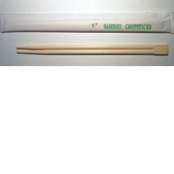 """9"""" Bamboo Chopsticks - 2,000/case"""