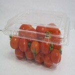 Dry Pint Fruit PLA Clamshell  - 600/case