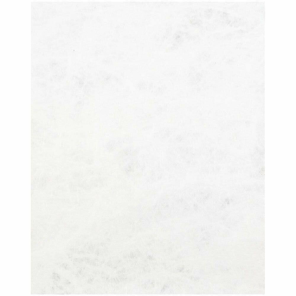 """JAM Paper 8 1/2"""" x 11"""" 17lb Tyvek Paper, White, 50/Pack"""
