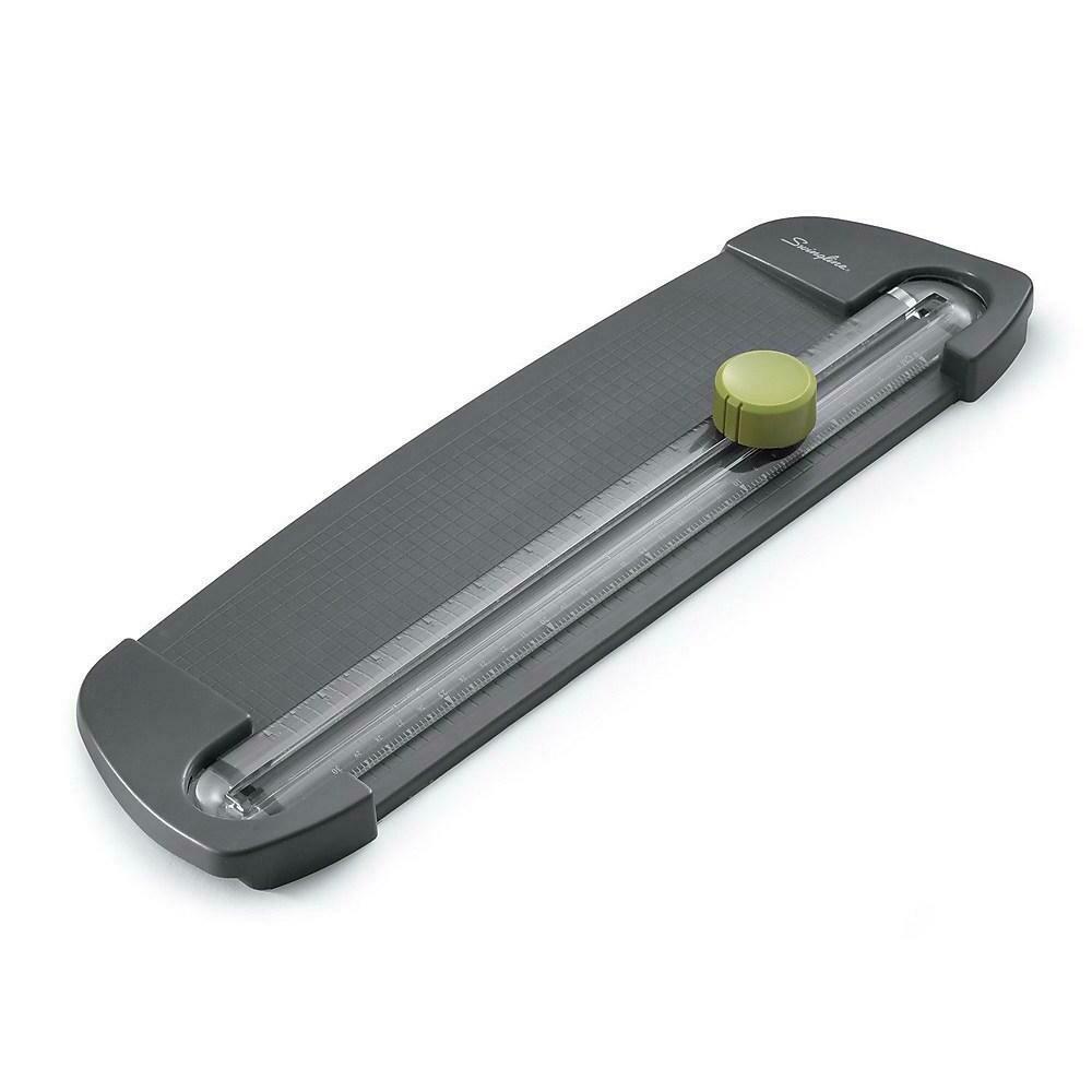 "Swingline SmartCut Compact Personal Trimmer, 12"""