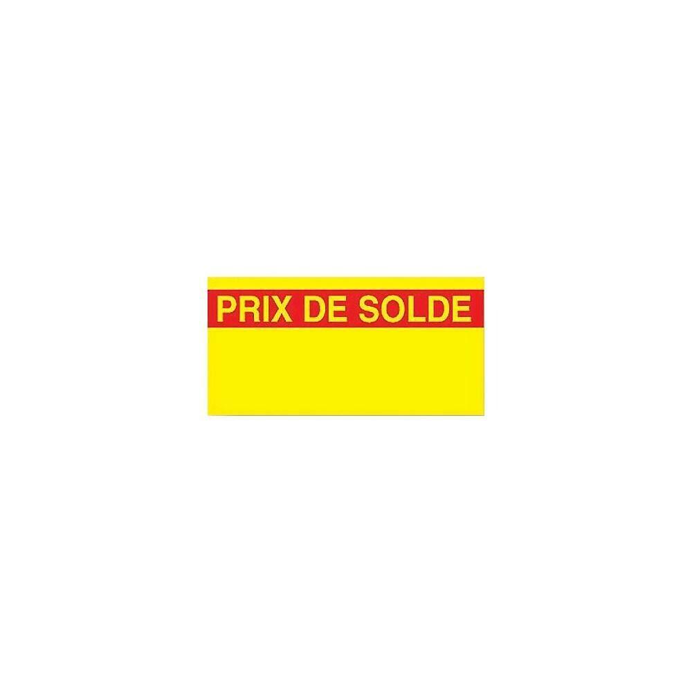 "Avery Monarch 1131 ""Prix de Solde"" Labels, French, 2,500/Roll"