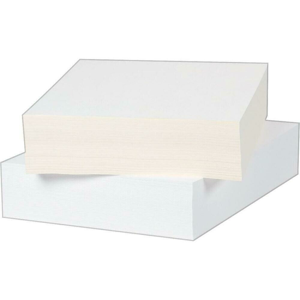 Classic Linen Paper, Classic Natural White - 500/pack