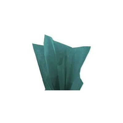 "Bags & Bows Solid Tissue Paper, 20"" x 30"", Teal, 480 Pack"