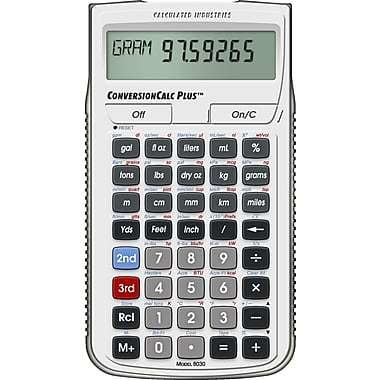 Calculated Industries ConversionCalc Plus™ 8030 Conversion Calculator