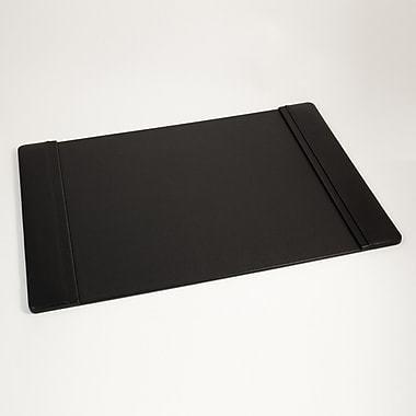 Bey-Berk Leather Desk Pad, Black