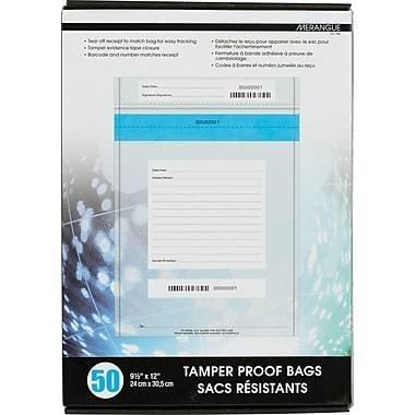 Merangue Tamperproof Deposit Bags