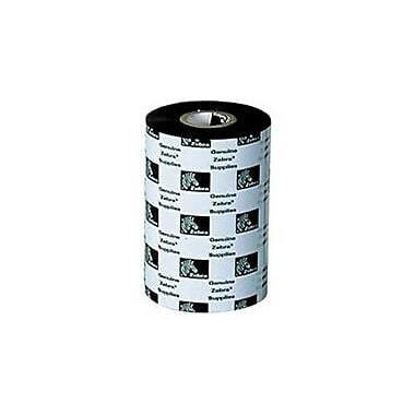 "Zebra, Consumables, 5555 Wax/resin Ribbon, 4.33"" x 98'"
