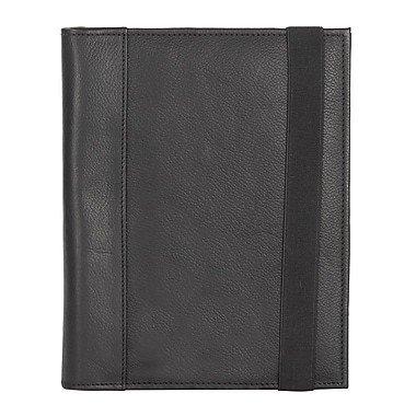Bugatti JRN807 Leather Journal, Black