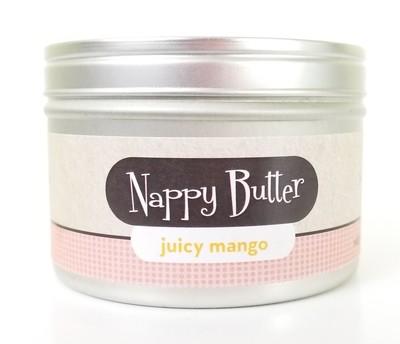 Nappy Butter juicy mango 8 oz