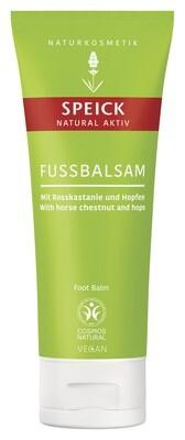 Speick Natural Aktiv Balsamo Piedi 75 ml