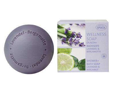Wellness Bio Sapone Lavanda & Bergamotto, 200 g