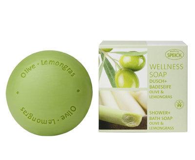 Wellness Bio Sapone Oliva & Citronella, 200 g