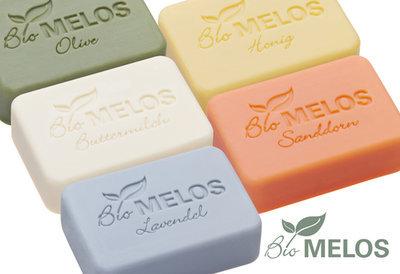 Melos Bio Sapone Miele 100 g